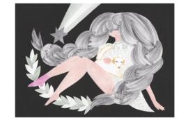 【柊有花さんより】ポストカードサイズの原画