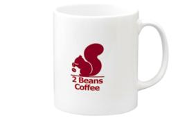 2 Beans Coffee 限定マグカップ