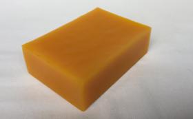 二ホンミツバチの蜜蝋ブロック 90g