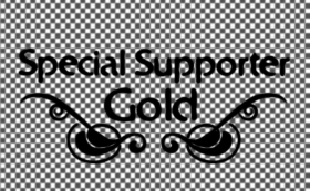 Special supporter Gold