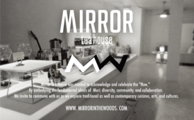 【MIRROR tea house】応援コース