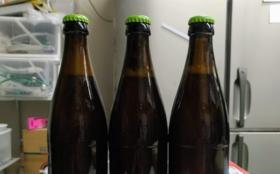 澄川麦酒・瓶ビール(非売品)4本をクール便でお届け