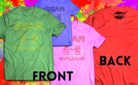 色が選べる!!【アジれ!!サバげ!!】サバソニ&アジロックオリジナルTシャツ