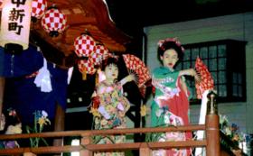 【井波の踊り屋体復活サポーター】写真撮影付き!