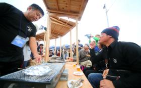 【当日来れる方向け】漁師の浜焼き体験コース