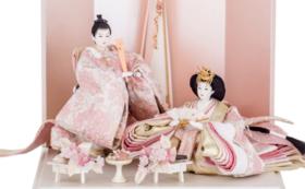 【Readyfor限定価格】由香子のお雛様の代表作① 「春色のこころ」