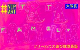 ツリーハウス遊び隊大隊長クラス-最高顧問-【100000円コース】
