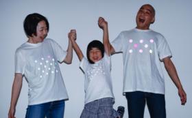 [3枚セット]家族や親子で着よう!お揃いモチーフTシャツ!