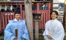 <全力支援コース>髭切と膝丸の誕生の地・相槌神社を守る!