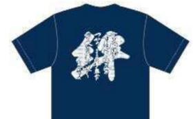 広島レディースチームTシャツ
