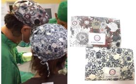 【先着10名】オリジナル手術帽子(医療者オペ帽)