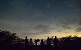 熊野古道の星空ツアー全力応援コース④