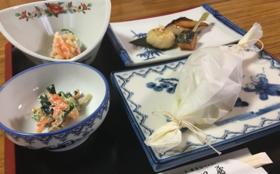 7)料理旅館(季節のおもてなし平日宿泊プラン)宿泊券)宿泊券&里山ふれあいコース