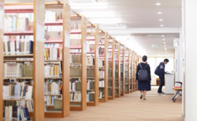 図書館見学ツアー付き