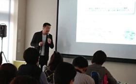 村上亨による出張講座「介護職員のためになる講座」