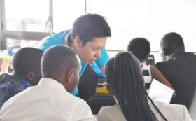 ルワンダIT教育プロジェクト 全力応援!