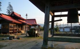 【メインコース】興隆寺の銘板にお名前を記載!