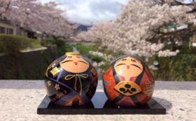 【特別コース】大内人形+興隆寺妙見社お札&お守り