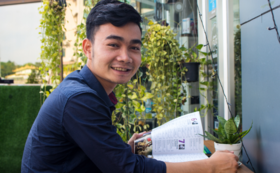 【10万円:ミャンマー現地視察コース】学生たちの様子を現地でご覧いただけます