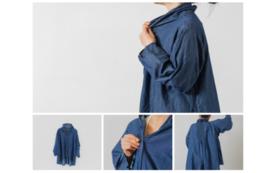 オークのジャケット(ライトオンスデニム)