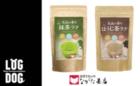 鳥取県名産をお届けLOGDOG×ながた茶店
