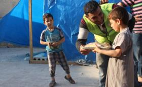 【難民キャンプの子どもたちの学校継続】全力応援