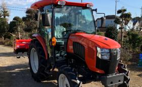【団体様用】新型トラクター体験+お芋掘り体験(15名まで)