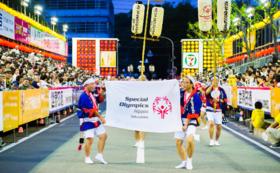 阿波踊りでアスリートたちと感動を分かち合うプロジェクト(1,000円)