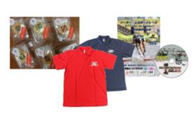 今、話題の「嵐」の凧クッキーセット・大会オリジナルシャツ