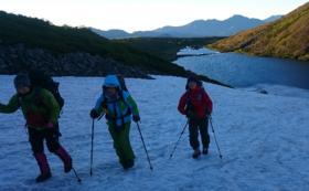 高原温泉からトムラウシ山へ縦走ガイド