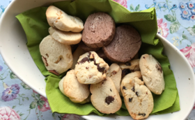 鎌倉野菜クッキーコース