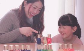 親子カラーセラピー しっかりコース(150分)