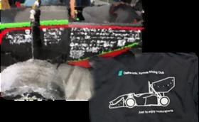 メンバーポロシャツ進呈&大会参戦車両へお名前を記載!