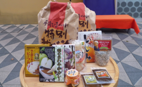 特A 鳥取県産「きぬむすめ」10kg + 鳥取のご飯のお供詰合せ