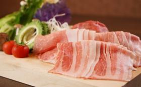【おすすめ!】沖縄島野菜+ミニキビまる豚セット
