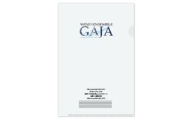 【GAJA特製クリアファイルコース】