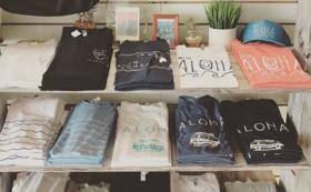 ハワイ雑貨&アロハなTシャツコース