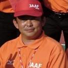 福岡 渉(福井市陸上競技協会副理事長)