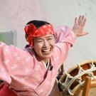 金子満里(民族歌舞団荒馬座)