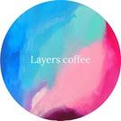 Layers coffee