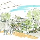 ホームホスピスふさの家 × グリーンホスピタルプロジェクト