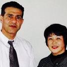 勇川モラディメハディと友人兼助手の白井