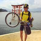 土屋柊一郎 #世界一周一輪車少年