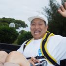 河村康二(南太平洋医療隊代表)
