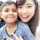 長尾 海 TAP-smile for Nepal-