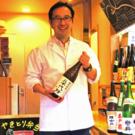 やきとんやきとりたか松 店主高松篤嗣 (株)レシーブライフワークス代表