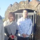 豊島美紀・門脇淳平(大根島研究所)