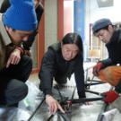 東京藝術大学バシェ音響彫刻修復プロジェクトチーム