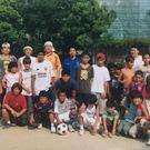 九番団地子供サッカー教室 ボランティア山内重雄
