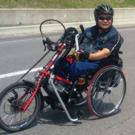 東北ハンドバイク協会 代表 巴 雅人